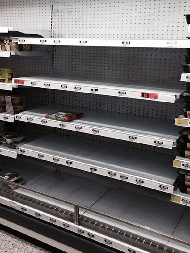 One London branch of the major supermarket chain Sainsbury's briefly removed part of its kosher foods selection due to fear of vandalism by anti-Israel demonstrators