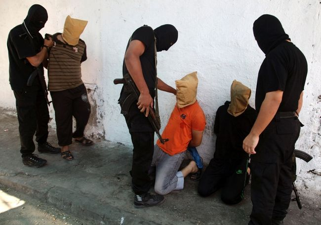 Hamas press conference?