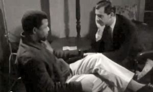 Widlake and Mandela meet in secret in 1961