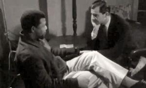 Widlake and Mandela meet in secret in 1961